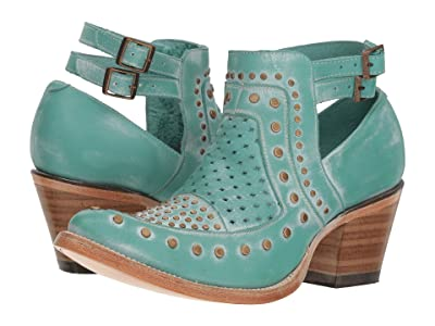 Corral Boots E1403 (Turquoise) Women