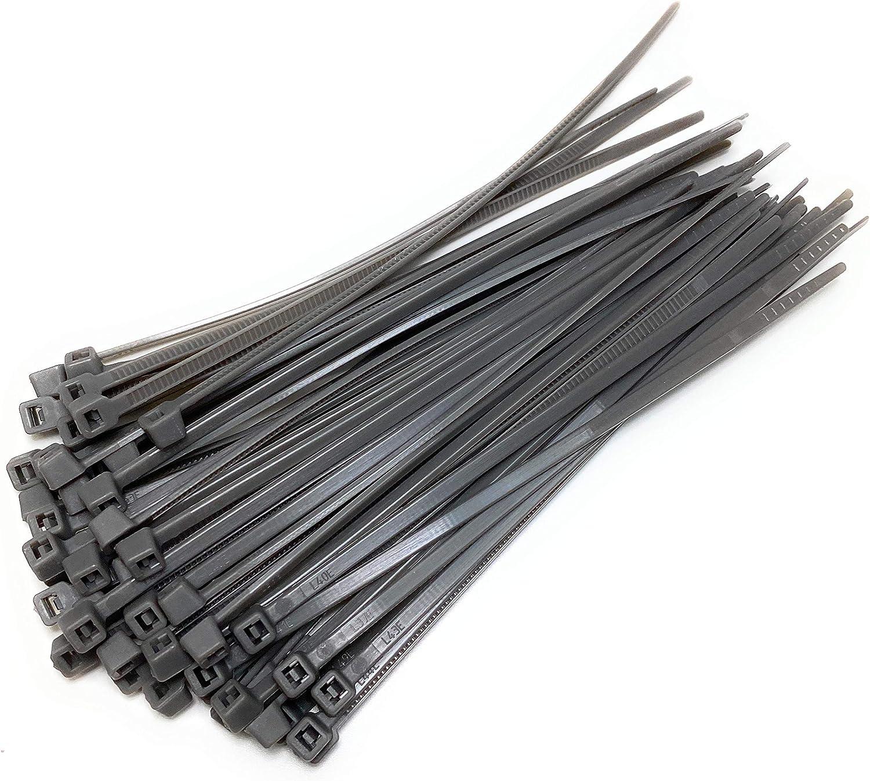 Nylon Kunststoff Kabelbinder Lang Und Breit Xl Größe Kabelbinder Schwarz Und Weiss Weiß 12 0mm X 650mm Plastik Baumarkt