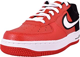 Air Force 1 LV8 1 Mystic Red/White-Black (GS)