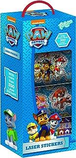 Totum Paw Patrol Nickelodeon Laserowe Pudelko Naklejki