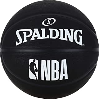Spalding NBA SZ 7 (83-969Z) Basketballs, Youth Unisex, Black, 7