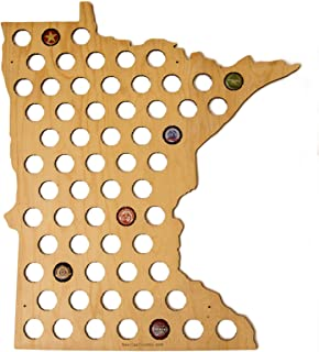 Best minnesota beer cap map Reviews