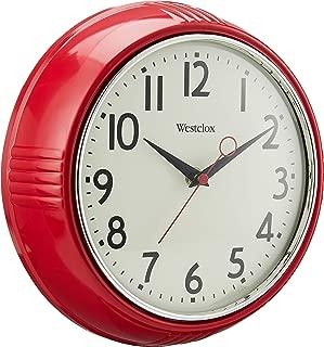 Best westclox retro wall clock Reviews