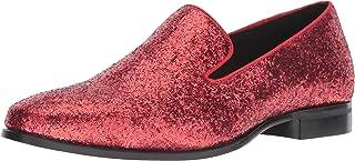 STACY ADAMS Men's Swank Glitter Slip-on Loafer