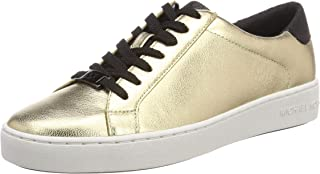 Michael Kors Women's Mkors Irving Lace Up Trainers