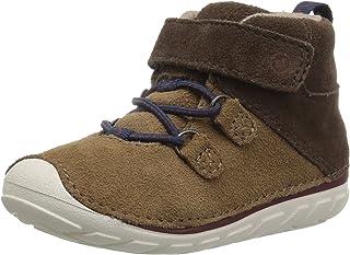 Stride Rite 儿童 Soft Motion Oliver 及踝靴
