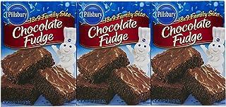 Pillsbury Chocolate Fudge Brownie Mix - 19.5 oz - 3 pk