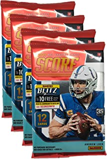topps fire football cards