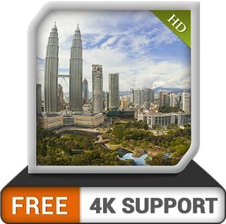estrutura de cidade de beleza gratuita, decore seu quarto com bela vista da cidade em sua TV HDR 8K 4K e dispositivos de incêndio como papel de parede e tema de mediação e paz
