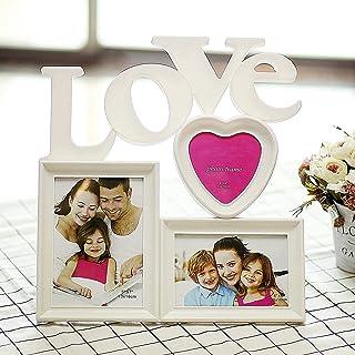 Achket إطارات الصور، إطار الصورة، صور مؤطرة، إطارات الصور، صور Framer، إطار الصورة Digtal، مجموعات إطار الصورة للجدران 6 ب...