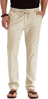 Best men's drawstring trousers Reviews