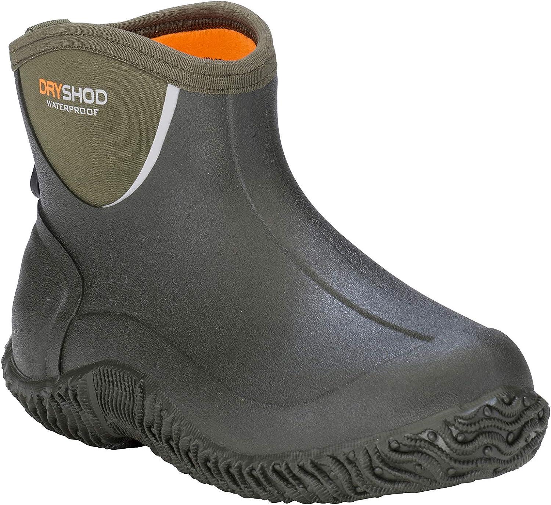 DRYSHOD Mens Legend Camp Ankle Boot