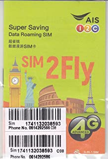 sim2fly use in thailand
