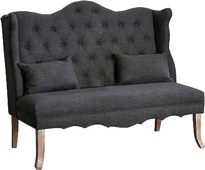 Amazon.com: GIA Tri-Fold Sofa Bed, With Pillow, Yellow ...