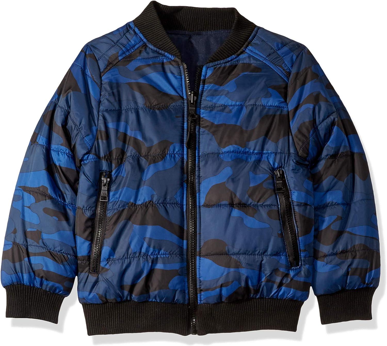 URBAN REPUBLIC Boys List price Jacket Popular product Bomber Reversible