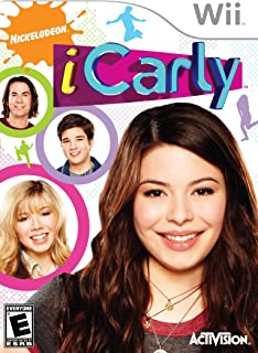 iCarly - Nintendo Wii [video game]