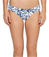 Tommy Bahama - Sketchbook Blossoms Side-Shirred Hipster Bikini Bottom