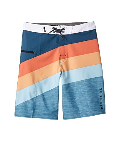 Rip Curl Kids React Boardshorts (Big Kids) (Navy) Boy