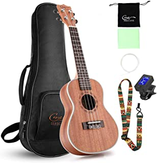 hricane concert ukulele
