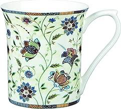 Churchill China Hidden World Indian Silk White Fine Bone China Gift Coffee Tea Cup
