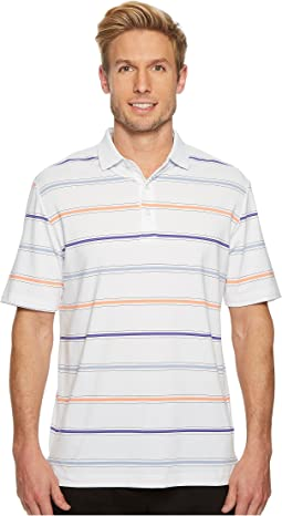 Road Map Stripe Polo