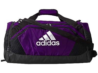 adidas Team Issue II Medium Duffel (Collegiate Purple) Duffel Bags