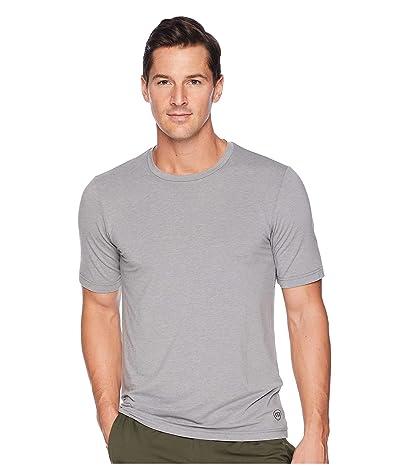 TravisMathew Butterfield T-Shirt (Heather Griffin) Men