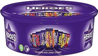 Cadbury Heroes Chocolate Tub 600g