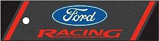 "NASCAR Ford Racing Putting Green Mat, 18"" x 72""/Small, Black"