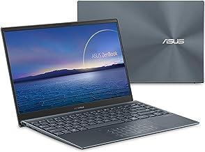"ASUS ZenBook 13 Ultra-Slim Laptop 13.3"" FHD NanoEdge Bezel Display, Intel Core i5-1035G1, 8GB LPDDR4X RAM, 256GB PCIe SSD,..."