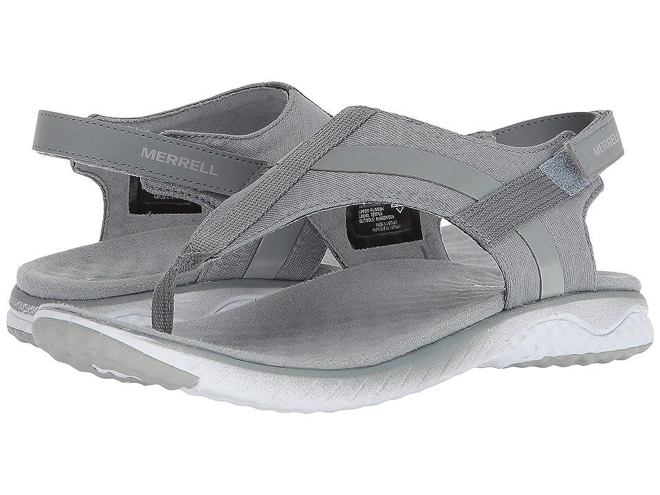 a90c2c67098e Merrell 1SIX8 Linna Strap AC+ (Monument) Women s Shoes