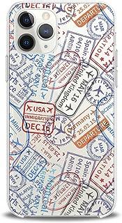 passport stamp case