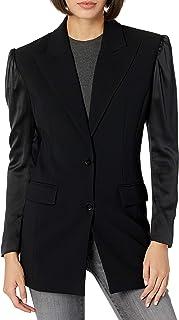 The Kooples Women's womens Marta Crepe Suit Blazer Blazer