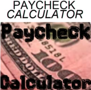 Best aPaycheck aCalculator u Salary or Hourly   Plus Annual Summary Of Tax Holdings   Deductions   No Ads