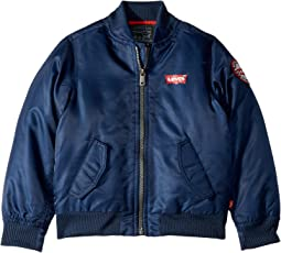 Slack Bomber Jacket (Little Kids)