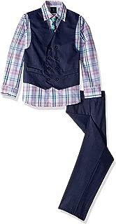Steve Harvey Big Boys' Four Piece Vest Set