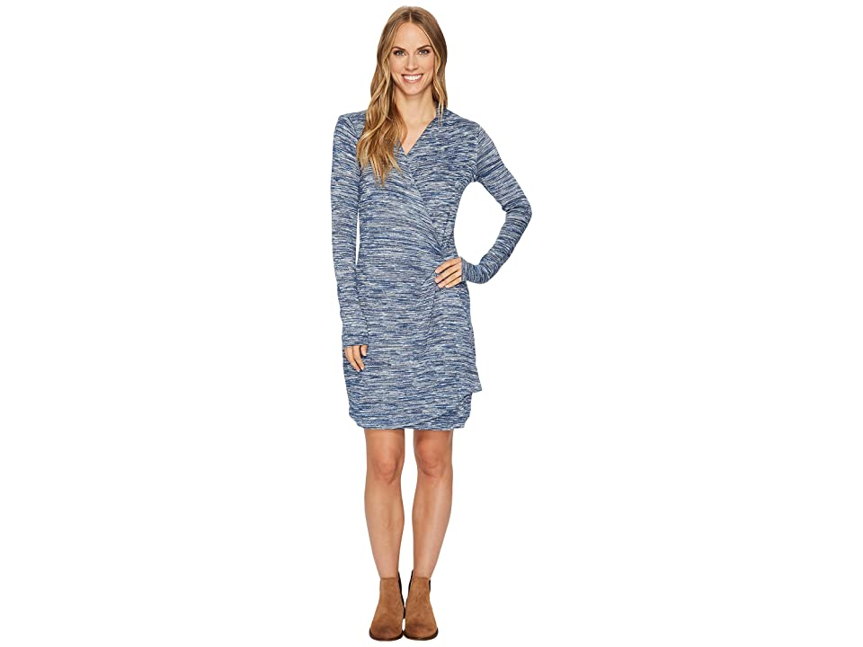 Aventura Clothing Melrose Dress (Estate Blue) Women