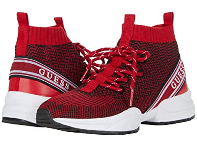 GUESS Brite (Red Multi) Women