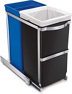Best kitchen drawer trash can Reviews