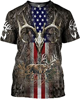 Chiclook Cool Realtree Clothing T Shirt