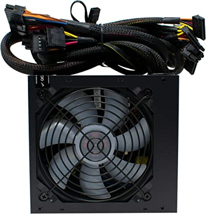 I-CHOOSE LIMITED unità di Alimentazione ATX da 600 Watt PSU per PC 600 Watt Aerocool RGB - Trova i prezzi più bassi