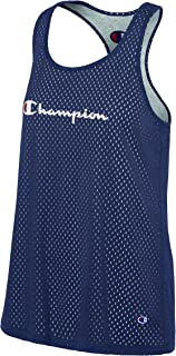 Champion Women's Reversible Mesh Jersey Tank