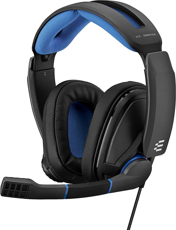 EPOS Sennheiser GSP 300 Hard Wired Surround Sound Gaming Headphones