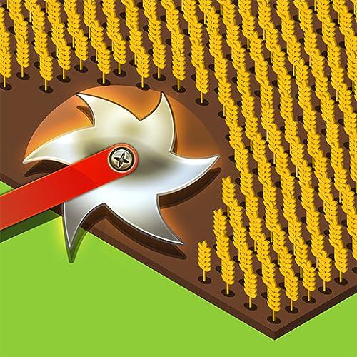 Grassy Mower : Weeder Crops Cutter