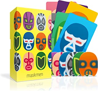 カードゲーム マスクメン