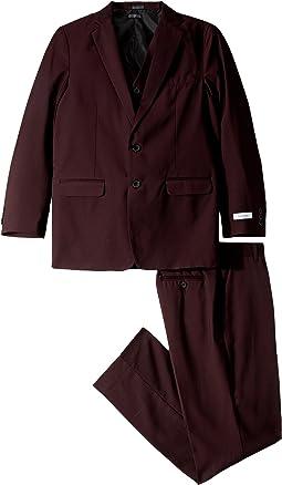 Shiny Square Three-Piece Suit (Big Kids)