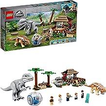 LEGO Jurassic World Indominus rex vs. Ankylosaurus 75941 Awesome Dinosaur Building Toy for Kids, Featuring Jurassic World ...