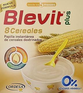 Blevit Plus 8 Cereales para bebé - 600 gr