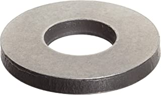 Mill Annealed 0.003 Thickness 1//2 ID 3//4 OD Pack of 10 Unpolished 18-8 Stainless Steel Round Shim Hard Temper Finish ASTM A666