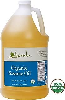organic sesame oil bulk